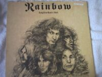 Vinyl LP Rainbow Long Live Rock 'N' Roll Polydor POLD 5002 Stereo
