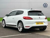 2017 Volkswagen Scirocco 2.0 Tdi Bluemotion Tech Gt 3Dr Coupe Diesel Manual