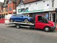 Car/ vehicle delivery collection and recovery services