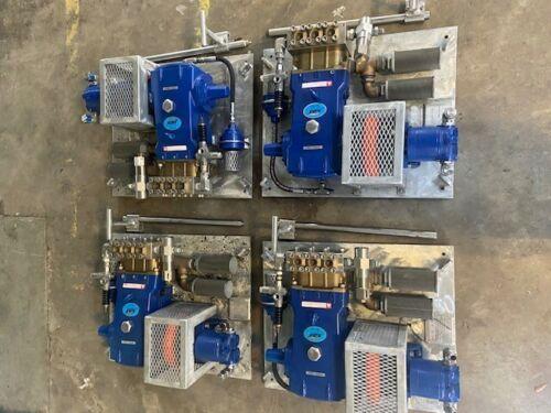 Cavi-Tek Subsea 2040 ROV Water Blaster Cat Pump 3560