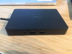 Dell Business Dock - WD15 with 180W adapter