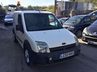 Ford Transit Connect diesel 2003 , starts and drives very well