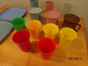 TUPPERWARE Dishes