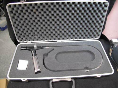 Schott Fibre Optics FS-101 Fiber Optic Inspection Scope With Case