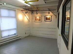 Griffin Town Office / Artist Studio for Rent