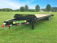 16K Tandem Axle Deck Over Trailer 16+5 Truro Nova Scotia Preview