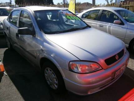 2003 Holden Astra Sedan*** FREE 12 MONTHS WARRANTY*** Bayswater Bayswater Area Preview