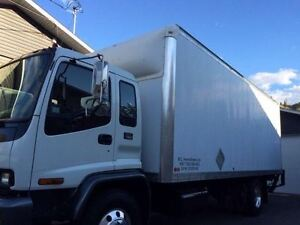 5-Ton GMC Cabover T7500