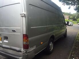Man with Van. Cheap house removals and rubbish clearances