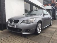 BMW 5 SERIES 3.0 530d Sport Touring 5dr FULL SERVICE HISTORY