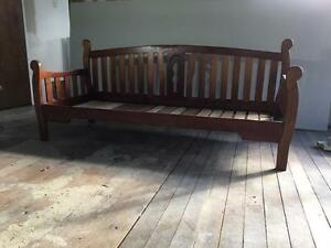 Lounge - 3-seater timber - set of two Lawson Blue Mountains Preview