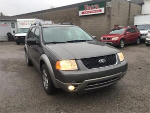 2006 FORD FREESTYLE 6 PASSN SAFETY&E-TEST
