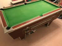 Pool table superleague