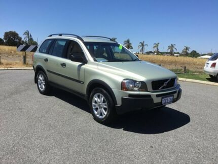 2006 Volvo XC90 MY06 T6 Lifestyle Edition (LE) Gold 4 Speed Auto Geartronic Wagon Wangara Wanneroo Area Preview