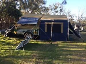 Customline Off Road Camper Trailer Murarrie Brisbane South East Preview