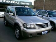 2006 Ford Escape XLS Gold Automatic Wagon Wangara Wanneroo Area Preview