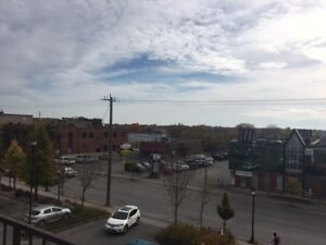 Orillia, 1 Bedroom, on Two Levels, with Balcony.