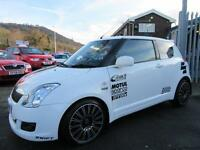 2008 08 SUZUKI SWIFT 1.5 GLX 3D 90 BHP