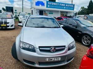 2009 Holden Commodore VE MY09.5 Omega Sportwagon 4 Speed Automatic Wagon