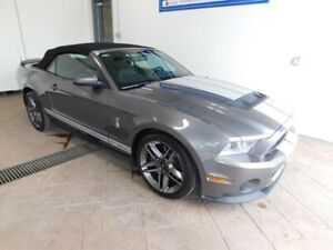 2011 Ford Mustang Shelby GT500 LEATHER