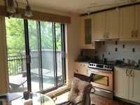 Furnished room in nice condo, Ahuntsic, Montreal, André-Grasset