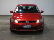 2014 Volkswagen Golf VII MY14 103TSI DSG Highline Red 7 Speed Sports Automatic Dual Clutch Hatchback Welshpool Canning Area Preview