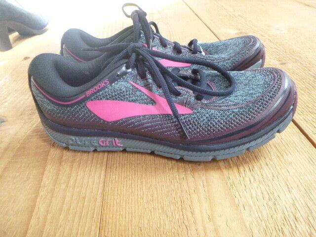 Brooks pure grit 6 Turnschuhe Trail Running Lauf Sport Schuhe Gr 38 blau Neu