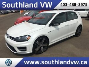 2016 VW Golf R   **LEATHER-SUNROOF-TECH**