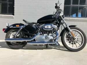 2008 Harley-Davidson SPORTSTER 883 LOW (XL883L) Road Bike 883cc Tempe Marrickville Area Preview