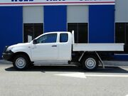 2014 Toyota Hilux KUN26R MY14 SR Xtra Cab White 5 Speed Manual Cab Chassis Welshpool Canning Area Preview