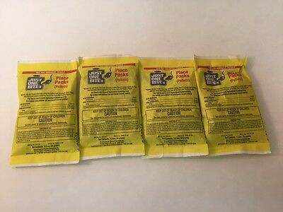 Just One Bite II Pellet Packs {4 Packs} - 1.5 oz packs Rat & Mouse Poison