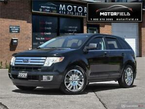 2009 Ford Edge Limited AWD *Accident Free, Certified, Warranty*