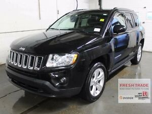 2013 Jeep Compass NORTH/ 4X4/ AUTOMATIC/ CLEAN CARPROOF HISTORY