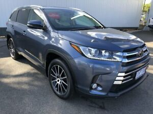 2018 Toyota Kluger GSU55R Grande AWD Blue 8 Speed Sports Automatic Wagon Oakleigh Monash Area Preview