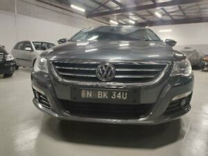 2009 Volkswagen Passat CC 3C 125 TDI Grey 6 Speed Direct Shift Coupe Mitchell Gungahlin Area Preview