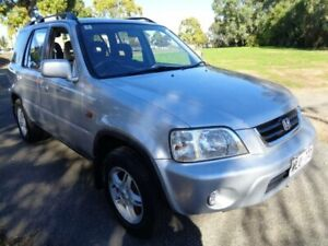 2000 Honda CR-V Silver Manual Wagon Mile End South West Torrens Area Preview