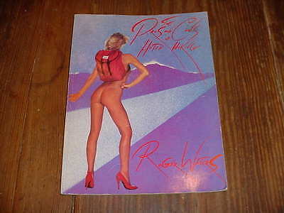 ROGER WATERS THE PROS AND CONS OF HITCH HIKING MUSIC BOOK PINK FLOYD