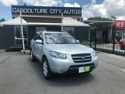 2009 Hyundai Santa Fe CM MY09 Elite Silver 5 Speed Sports Automatic Wagon Morayfield Caboolture Area Preview