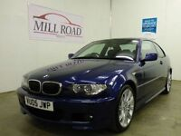 BMW 3 SERIES 3.0 330CD SPORT 2d 202 BHP *** BEST AVAILABLE *** (blue) 2005
