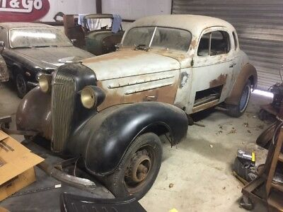 Other -- 1936 Chevrolet coupe