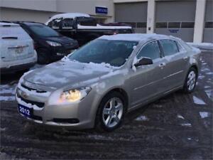 2012 Chevrolet Malibu Ls $8995