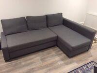 IKEA Corner Sofa Bed Friheten