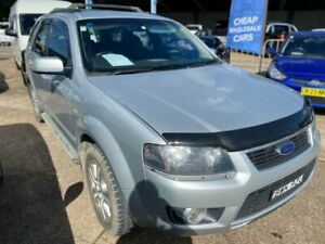 2011 Ford Territory SY MkII TS RWD Limited Edition 4 Speed Sports Automatic Wagon Wickham Newcastle Area Preview