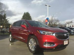 2018 Buick Enclave Premium just 1500 km RED PREMIUM like NEW