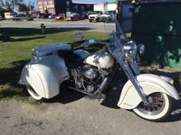 2001 INDIAN CHIEF TRIKE / BIKE FOR SALE