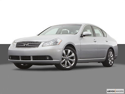 2006 infiniti m35 sport sedan 4 door used infiniti. Black Bedroom Furniture Sets. Home Design Ideas