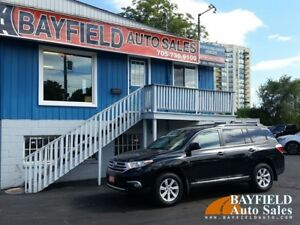 2012 Toyota Highlander 4WD V6 **7 Passenger/Leather/Heated Seats