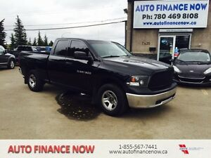 2012 Ram 1500 4X4 TEXT EXPRESS APPROVAL TO 780-708-2071