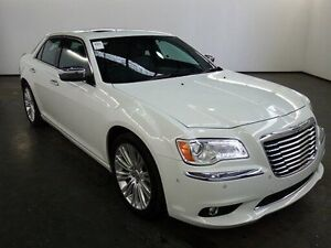 2014 Chrysler 300 MY12 LX MY14 C E-SHIFT LUXURY White 8 Speed Sports Automatic Sedan Albion Brimbank Area Preview