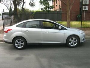 2013 Ford Focus LW MK2 Trend Ingot Silver 6 Speed Automatic Sedan Prospect Prospect Area Preview